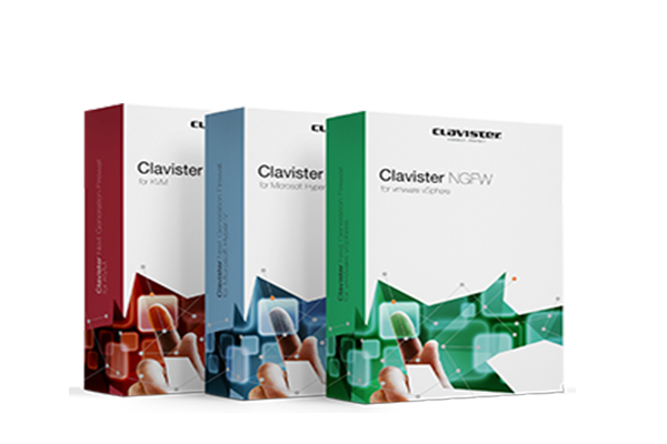 Clavister Next-Generation Firewall Virtual