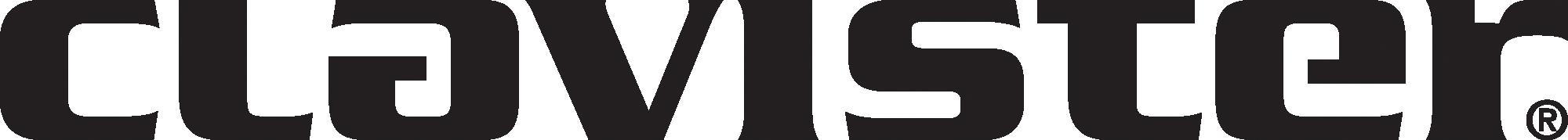 Clavister logo black