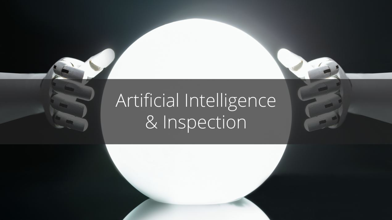 Artificial Intelligence & Inspection