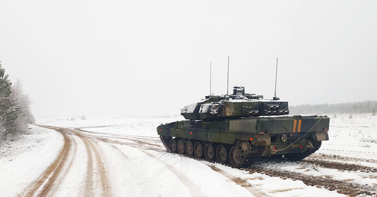 Swedish Defence CV90
